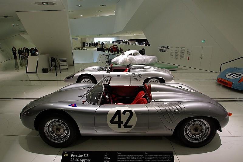 Picurama Porsche Museum