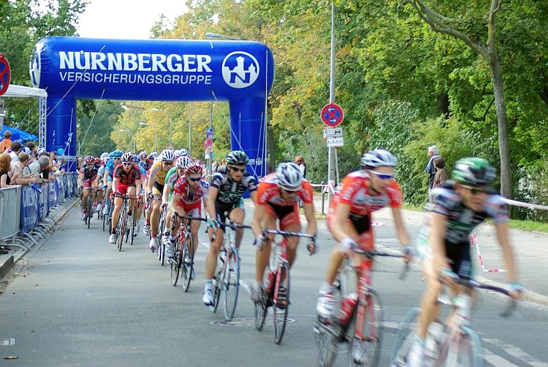 Radrennen Nürnberg